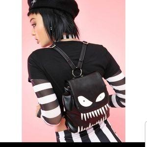 Sugar Thrillz Bedtime Monster Backpack